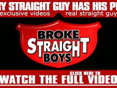 Broke straight boys - jamie and jason