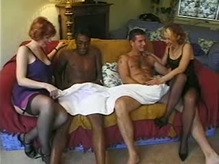 Sarah and jessica - british foursome