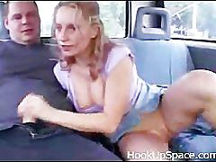 Public agent blonde student monika loves huge dick