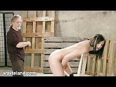 Wasteland bondage sex movie - hot salsa (pt 2)
