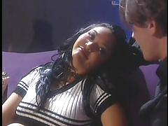 Mika tan gives an awesome blowjob!