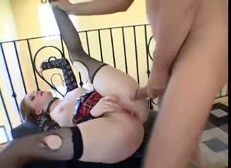 Keiko redhead gape creampie a75