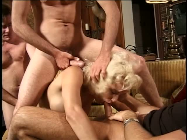 Husband let's his friends fuck his wife