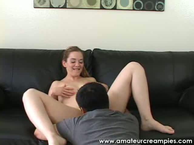 Sexy tara screwed and fucked hard creampied pussy