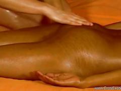 Massage for tired girlfriends