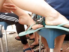 Candid feet #127