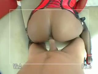 Anal ebony jackie brown