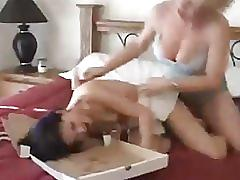 Girl punished in the ass with a strapon for an accident 2 by twistedworlds