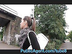 amateur, brunette, outdoors, car, park, reality, real, public, big-cock