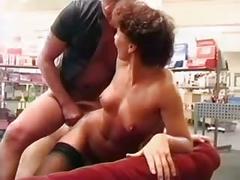 Fuck in shop