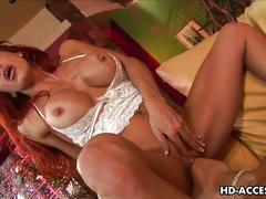 Elena rivera in a hot lesbian scene