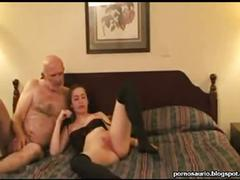Shared wife threesome 02