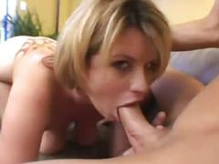 Good fuck for blonde busty neighbor
