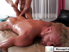 Massagecocks tight ass massage