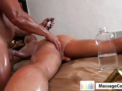 Massagecocks tight ass massage