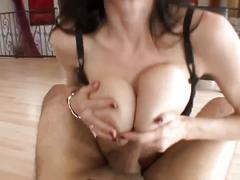 Pov bj milf in stockings