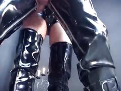 fetish, anal, uniforms, kinky, kink, pegging, slave, mistress, femdom, submisive-man, leather, compilation, gimp, bound, chained, ass-fucking, stroking