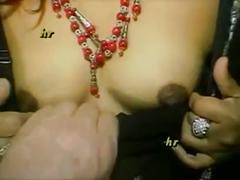 French indian gangbang