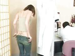 Tiffany's doctor exam