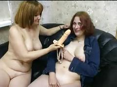 Russian mom and girl 2
