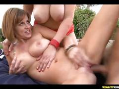 Sara and her friends getting fucked by voodoo!