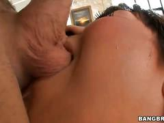 Anal paradise with asian milf