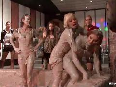 Girls gone mud crazy