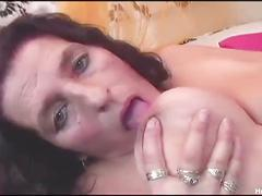 Hot 50 plus sandra nailed hard
