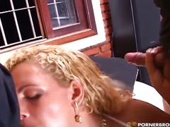 Cum splash the latina beauty