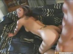 Asian slit banged hard