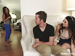 Dick loving teen megan sage