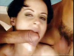 Michelle wild gets double the fun with two dicks