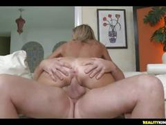 The sexy milf jade getting fucked by the hunter!