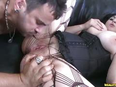 The sexy beverly getting her juicy pussy licked and pounded!