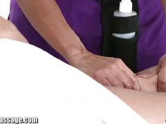 All girl massage training hot new pussy eater