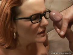Blonde milf kitti lynxxx riding throbbing cock