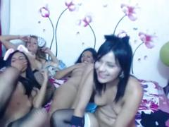 Lindas peruanas video cam