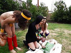 Pretty girls undress for money @ season 2 ep. 3