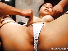 Slutty erina gets aroused
