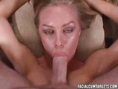 amateur, babe, big dick, blonde, blowjob, cumshot, pov, beauty, big cock, chick, facial, girl next door, glamour, messy facial, newbie, point of view, pov blowjob