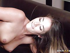 Naughty eva and her horny companion have fun