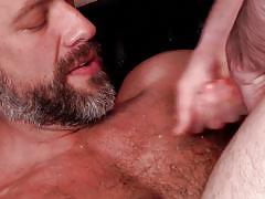 Sexy gay men fuck each other in the ass