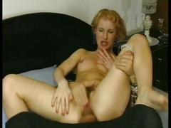Amateur german bitch drilled hard by horny cowboy