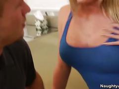 Samantha saint loves to fuck, suck and get facials