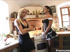 Horny house help fucks her masters