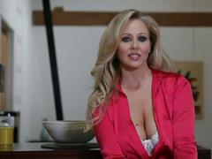 Julia ann is a sexy mom
