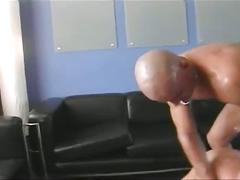 Wild bitch with big fake tits pounded hardcore