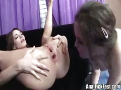 Hardcore anal sex with hot sluts!