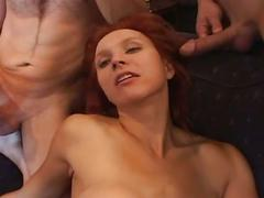 anal, dp, gang bang, milf, red head, christina jolie, 4 on 1, anal sex, assfucking, double fucking, double penetration, dp fuck, mom, stepmom
