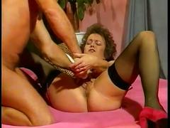 Amateur mature couple fucking and pissing on each other